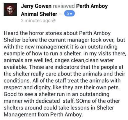 Perth Amboy Turn Around