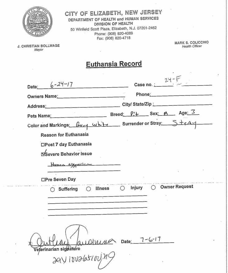 Dog 24-F Elizabeth Euthanasia Record.jpg